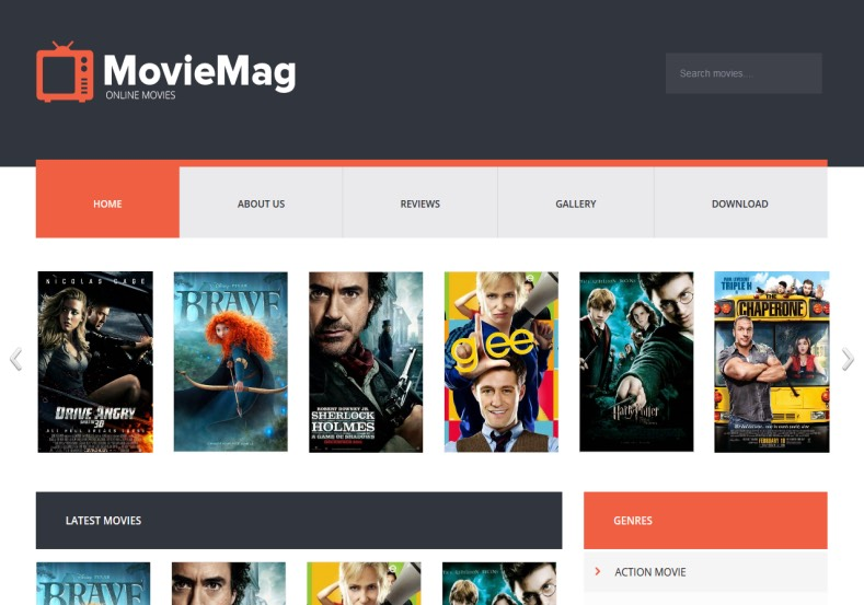 Movie Mag Video Blogger Template. Blogger Themes. Free Blogspot templates for your blogger blog. Best suitable for news blog templates. Ads ready blogspot templates help for add adsense ad code and easily showing adsence ads in your blog. Adapted from WordPress templates are converted from WordPress themes. It is help for take your rich. Blogger magazine template specially designed for magazine blogs. The writers can utilize this themes for take blog attractive to users. Elegant themes are more used themes in most of the blogs. Use minimalist blog templates for rich look for your blog. Free premium blogger themes means, themes authors release two types of themes. One is premium another one is free. Premium templates given for cost but free themes given for no cost. You no need pay From California, USA. $10 USD, or $20 USD and more. But premium buyers get more facilities from authors But free buyers. If you run game or other animation oriented blogs, and you can try with Anime blog templates. Today the world is fashion world. So girls involve to the criteria for make their life fashionable. So we provide fashion blogger themes for make your fashionable. News is most important concept of the world. Download news blogger templates for publishing online news. You can make your blog as online shopping store. Get Online shopping store blogger template to sell your product. Navigation is most important to users find correct place. Download drop down menu, page navigation menu, breadcrumb navigation menu and vertical dropdown menu blogspot themes for free. Google Guide. Blogging tips and Tricks for bloggers. Google bloggers can get blogspot trick and tips for bloggers. Blog templates portfolio professional blogspot themes, You can store your life moments with your blogs with personal pages templates. Video and movie blogs owners get amazing movie blog themes for their blogs. Business templates download. We publish blogger themes for photographers. Photographers easily share