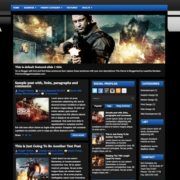 MovieSpot Blogger Templates