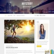Mystery Blogger Templates