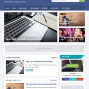 N Light Blogger Templates