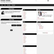 N2y Suka-Suka Blogger Templates