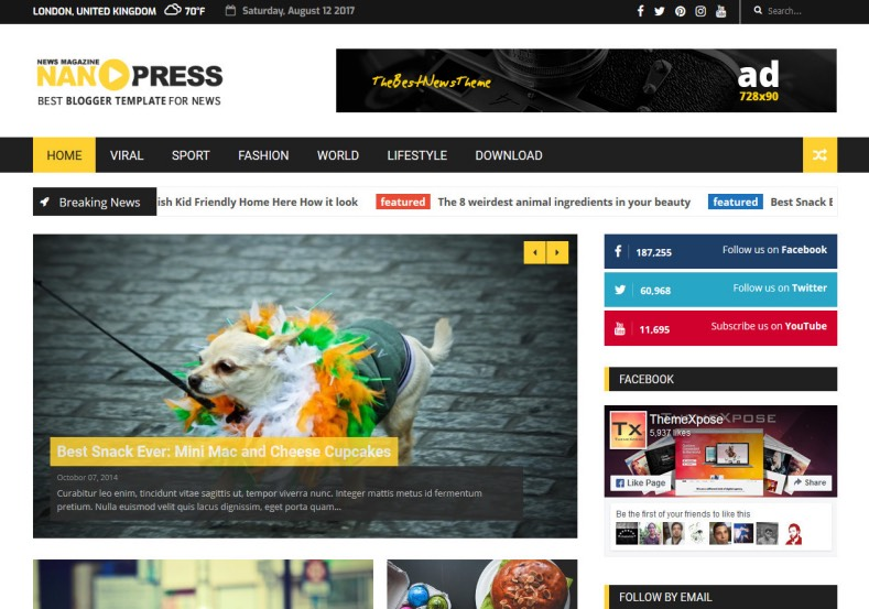 nanopress-grid-blogger-template. Free blogger templates 2017 available for who want best ever template ever. Magazine template for renovate blogger website. Download nanopress-grid-blogger-template.