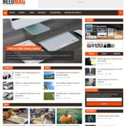 Need Mag Blogger Templates