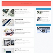 New Seo Blogger Templates