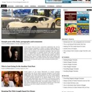 News Story Blogger Templates
