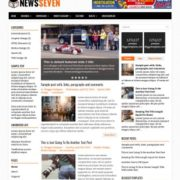 NewsBox Blogger Templates