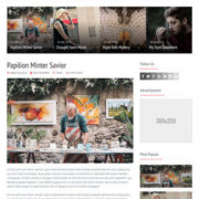 Novelo Blog Templates