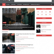 OmMag Blogger Templates