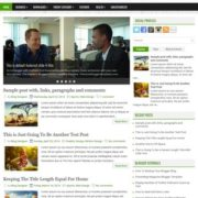 OpenBusiness Blogger Templates
