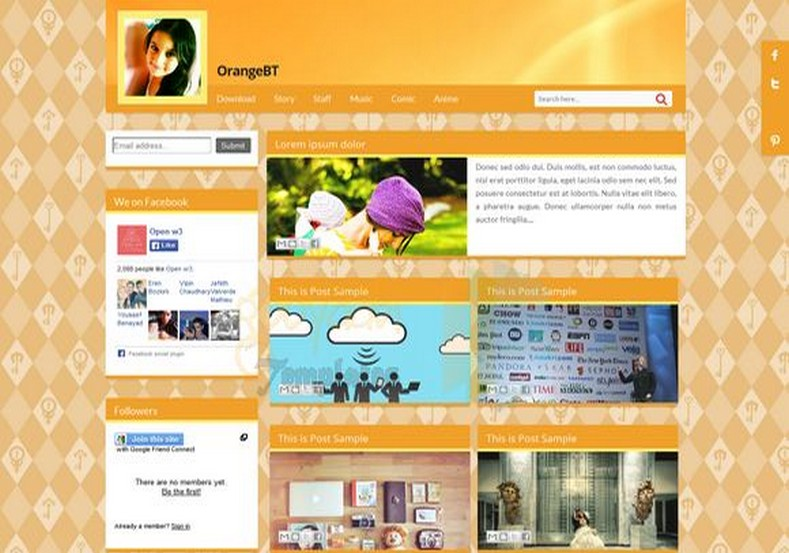 OrangeBT Blogger Template. Free Blogger templates. Blog templates. Template blogger, professional blogger templates free. blogspot themes, blog templates. Template blogger. blogspot templates 2013. template blogger 2013, templates para blogger, soccer blogger, blog templates blogger, blogger news templates. templates para blogspot. Templates free blogger blog templates. Download 1 column, 2 column. 2 columns, 3 column, 3 columns blog templates. Free Blogger templates, template blogger. 4 column templates Blog templates. Free Blogger templates free. Template blogger, blog templates. Download Ads ready, adapted from WordPress template blogger. blog templates Abstract, dark colors. Blog templates magazine, Elegant, grunge, fresh, web2.0 template blogger. Minimalist, rounded corners blog templates. Download templates Gallery, vintage, textured, vector, Simple floral. Free premium, clean, 3d templates. Anime, animals download. Free Art book, cars, cartoons, city, computers. Free Download Culture desktop family fantasy fashion templates download blog templates. Food and drink, games, gadgets, geometric blog templates. Girls, home internet health love music movies kids blog templates. Blogger download blog templates Interior, nature, neutral. Free News online store online shopping online shopping store. Free Blogger templates free template blogger, blog templates. Free download People personal, personal pages template blogger. Software space science video unique business templates download template blogger. Education entertainment photography sport travel cars and motorsports. St valentine Christmas Halloween template blogger. Download Slideshow slider, tabs tapped widget ready template blogger. Email subscription widget ready social bookmark ready post thumbnails under construction custom navbar template blogger. Free download Seo ready. Free download Footer columns, 3 columns footer, 4columns footer. Download Login ready, login support template blogger. Drop down menu ve