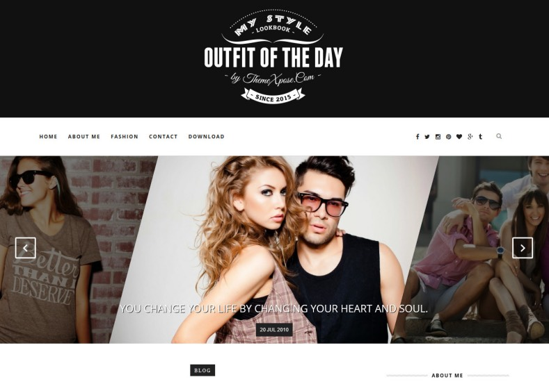 Outfit Dark Responsive Blogger Template. Blogger Themes. Free Blogspot templates for your blogger blog. Best suitable for news blog templates. Ads ready blogspot templates help for add adsense ad code and easily showing adsence ads in your blog. Adapted from WordPress templates are converted from WordPress themes. It is help for take your rich. Blogger magazine template specially designed for magazine blogs. The writers can utilize this themes for take blog attractive to users. Elegant themes are more used themes in most of the blogs. Use minimalist blog templates for rich look for your blog. Free premium blogger themes means, themes authors release two types of themes. One is premium another one is free. Premium templates given for cost but free themes given for no cost. You no need pay From California, USA. $10 USD, or $20 USD and more. But premium buyers get more facilities from authors But free buyers. If you run game or other animation oriented blogs, and you can try with Anime blog templates. Today the world is fashion world. So girls involve to the criteria for make their life fashionable. So we provide fashion blogger themes for make your fashionable. News is most important concept of the world. Download news blogger templates for publishing online news. You can make your blog as online shopping store. Get Online shopping store blogger template to sell your product. Navigation is most important to users find correct place. Download drop down menu, page navigation menu, breadcrumb navigation menu and vertical dropdown menu blogspot themes for free. Google Guide to blogging tips and tricks for bloggers. Google bloggers can get blogspot trick and tips for bloggers. Blog templates portfolio professional blogspot themes, You can store your life moments with your blogs with personal pages templates. Video and movie blogs owners get amazing movie blog themes for their blogs. Business templates download. We publish blogger themes for photographers. Photographers easily share photos via photography blog themes. St valentine Christmas Halloween templates. Download Slideshow slider templates for free. Under construction coming soon custom blogspot template. Best beautiful high quality Custom layouts Blog templates from templateism, SoraTemplates, templatetrackers, simple, cute free premium professional unique designs blog themes blogspot themes. Seo ready portfolio anime fashion movie movies health custom layouts best download blogspot themes simple cute free premium professional unique designs xml html code html5.