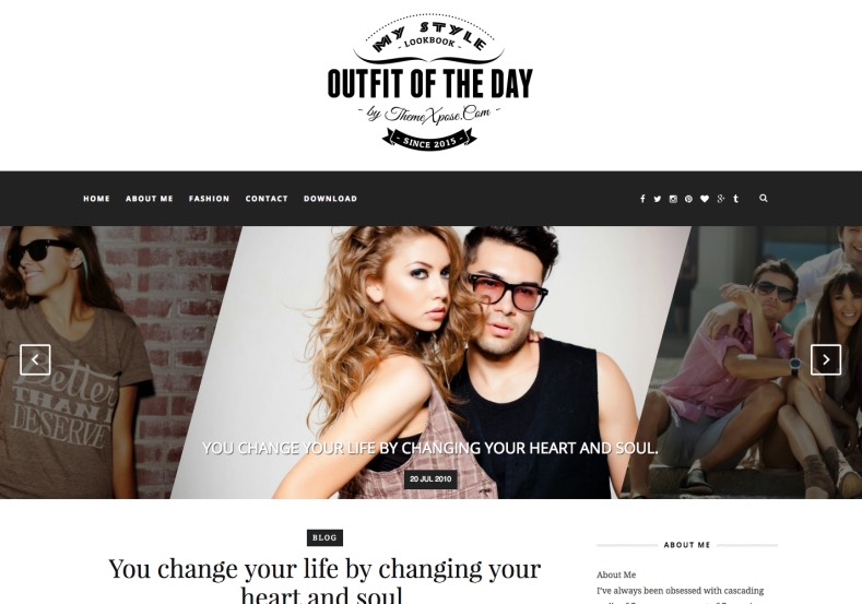 Outfit Light Responsive Blogger Template. Blogger Themes. Free Blogspot templates for your blogger blog. Best suitable for news blog templates. Ads ready blogspot templates help for add adsense ad code and easily showing adsence ads in your blog. Adapted from WordPress templates are converted from WordPress themes. It is help for take your rich. Blogger magazine template specially designed for magazine blogs. The writers can utilize this themes for take blog attractive to users. Elegant themes are more used themes in most of the blogs. Use minimalist blog templates for rich look for your blog. Free premium blogger themes means, themes authors release two types of themes. One is premium another one is free. Premium templates given for cost but free themes given for no cost. You no need pay From California, USA. $10 USD, or $20 USD and more. But premium buyers get more facilities from authors But free buyers. If you run game or other animation oriented blogs, and you can try with Anime blog templates. Today the world is fashion world. So girls involve to the criteria for make their life fashionable. So we provide fashion blogger themes for make your fashionable. News is most important concept of the world. Download news blogger templates for publishing online news. You can make your blog as online shopping store. Get Online shopping store blogger template to sell your product. Navigation is most important to users find correct place. Download drop down menu, page navigation menu, breadcrumb navigation menu and vertical dropdown menu blogspot themes for free. Google Guide to blogging tips and tricks for bloggers. Google bloggers can get blogspot trick and tips for bloggers. Blog templates portfolio professional blogspot themes, You can store your life moments with your blogs with personal pages templates. Video and movie blogs owners get amazing movie blog themes for their blogs. Business templates download. We publish blogger themes for photographers. Photographers ea