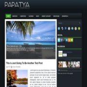 Papatya Blogger Templates