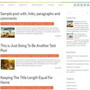 Patus Blogger Templates