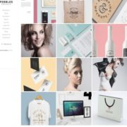 Pebbles Blogger Templates