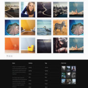 Pegasus Blogger Templates