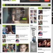 Perfect Mag Blogger Templates