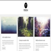 Perish Blogger Templates