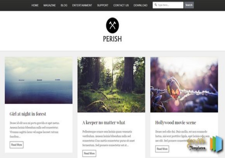 Perish Photography Blogger Template. Blogger Themes. Free Blogspot templates for your blogger blog. Best suitable for news blog templates. Best Ads ready blogspot templates help for add adsense ad code and easily showing adsence ads in your blog. Adapted from WordPress templates are converted from WordPress themes. It is help for take your rich. Blogger magazine template specially designed for magazine blogs. The writers can utilize this themes for take blog attractive to users. Elegant themes are more used themes in most of the blogs. Use minimalist blog templates for rich look for your blog. Free premium blogger themes means, themes authors release two types of themes. One is premium another one is free. Premium templates given for cost but free themes given for no cost. You no need pay From California, USA. $10 USD, or $20 USD and more. But premium buyers get more facilities from authors But free buyers. If you run game or other animation oriented blogs, and you can try with Anime blog templates. Today the world is fashion world. So girls involve to the criteria for make their life fashionable. So we provide fashion blogger themes for make your fashionable. News is most important concept of the world. Download news blogger templates for publishing online news. You can make your blog as online shopping store. Get Online shopping store blogger template to sell your product. Navigation is most important to users find correct place. Download drop down menu, page navigation menu, breadcrumb navigation menu and vertical dropdown menu blogspot themes for free. Google Guide to blogging tips and tricks for bloggers. Google bloggers can get blogspot trick and tips for bloggers. Blog templates portfolio professional blogspot themes, You can store your life moments with your blogs with personal pages templates. Video and movie blogs owners get amazing movie blog themes for their blogs. Business templates download. We publish blogger themes for photographers. Photographers ea