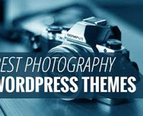 25 Responsive Photography Wordpress Themes in 2018