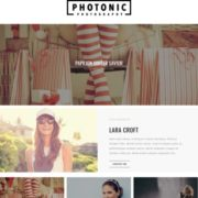 Photonic Blogger Templates