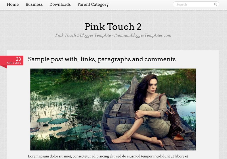 Pink Touch 2 Responsive Blogger Template. Free Blogger templates. Blog templates. Template blogger, professional blogger templates free. blogspot themes, blog templates. Template blogger. blogspot templates 2013. template blogger 2013, templates para blogger, soccer blogger, blog templates blogger, blogger news templates. templates para blogspot. Templates free blogger blog templates. Download 1 column, 2 column. 2 columns, 3 column, 3 columns blog templates. Free Blogger templates, template blogger. 4 column templates Blog templates. Free Blogger templates free. Template blogger, blog templates. Download Ads ready, adapted from WordPress template blogger. blog templates Abstract, dark colors. Blog templates magazine, Elegant, grunge, fresh, web2.0 template blogger. Minimalist, rounded corners blog templates. Download templates Gallery, vintage, textured, vector, Simple floral. Free premium, clean, 3d templates. Anime, animals download. Free Art book, cars, cartoons, city, computers. Free Download Culture desktop family fantasy fashion templates download blog templates. Food and drink, games, gadgets, geometric blog templates. Girls, home internet health love music movies kids blog templates. Blogger download blog templates Interior, nature, neutral. Free News online store online shopping online shopping store. Free Blogger templates free template blogger, blog templates. Free download People personal, personal pages template blogger. Software space science video unique business templates download template blogger. Education entertainment photography sport travel cars and motorsports. St valentine Christmas Halloween template blogger. Download Slideshow slider, tabs tapped widget ready template blogger. Email subscription widget ready social bookmark ready post thumbnails under construction custom navbar template blogger. Free download Seo ready. Free download Footer columns, 3 columns footer, 4columns footer. Download Login ready, login support template blogger. Dr