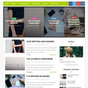 Pixel Blogger Templates