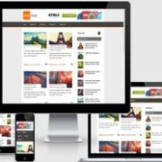 Play Book Responsive Blogger Template