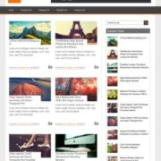 Play Book Responsive Blogger Templates