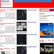Portal Magajah Blogger Templates