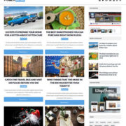 Power Blog Blogger Templates