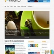 ProLines Blogger Templates