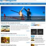 ProMagazine Blogger Templates