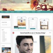 Profiliya Responsive Blogger Templates