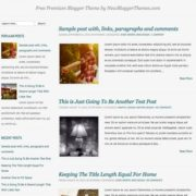 Prosume Blogger Templates