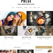 Pulse Blogger Templates