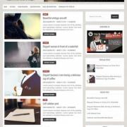 PureMag Blogger Templates