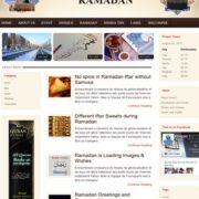 Ramadan Blogger Templates