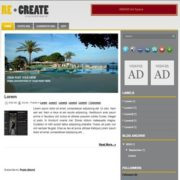 Re Create Blogger Templates