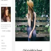 Reflect Blogger Templates