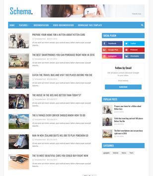 Responso Blogger Templates