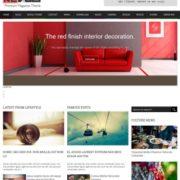 Revoli Boxed Responsive Blogger Templates
