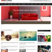 Revoli Fullbox Responsive Blogger Templates