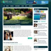 Rexia Blogger Templates