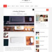 Ripple Blogger Templates