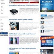 RoadRunner Blogger Templates