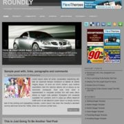 Roundly Blogger Templates