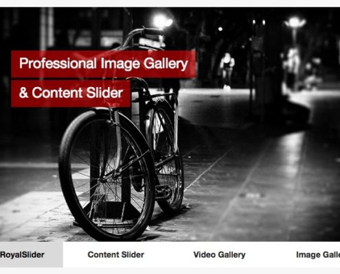 RoyalSlider – Touch-Enabled jQuery Image Gallery