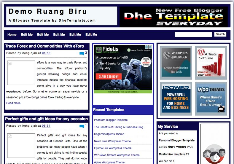 Ruang Biru blogger template. Free Blogger templates. Blog templates. Template blogger, professional blogger templates free. blogspot themes, blog templates. Template blogger. blogspot templates 2013. template blogger 2013, templates para blogger, soccer blogger, blog templates blogger, blogger news templates. templates para blogspot. Templates free blogger blog templates. Download 1 column, 2 column. 2 columns, 3 column, 3 columns blog templates. Free Blogger templates, template blogger. 4 column templates Blog templates. Free Blogger templates free. Template blogger, blog templates. Download Ads ready, adapted from WordPress template blogger. blog templates Abstract, dark colors. Blog templates magazine, Elegant, grunge, fresh, web2.0 template blogger. Minimalist, rounded corners blog templates. Download templates Gallery, vintage, textured, vector, Simple floral. Free premium, clean, 3d templates. Anime, animals download. Free Art book, cars, cartoons, city, computers. Free Download Culture desktop family fantasy fashion templates download blog templates. Food and drink, games, gadgets, geometric blog templates. Girls, home internet health love music movies kids blog templates. Blogger download blog templates Interior, nature, neutral. Free News online store online shopping online shopping store. Free Blogger templates free template blogger, blog templates. Free download People personal, personal pages template blogger. Software space science video unique business templates download template blogger. Education entertainment photography sport travel cars and motorsports. St valentine Christmas Halloween template blogger. Download Slideshow slider, tabs tapped widget ready template blogger. Email subscription widget ready social bookmark ready post thumbnails under construction custom navbar template blogger. Free download Seo ready. Free download Footer columns, 3 columns footer, 4columns footer. Download Login ready, login support template blogger. Drop down menu 