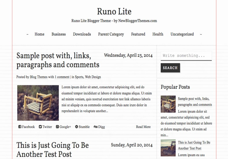 Runo Lite Responsive Blogger Template. Free Blogger templates. Blog templates. Template blogger, professional blogger templates free. blogspot themes, blog templates. Template blogger. blogspot templates 2013. template blogger 2013, templates para blogger, soccer blogger, blog templates blogger, blogger news templates. templates para blogspot. Templates free blogger blog templates. Download 1 column, 2 column. 2 columns, 3 column, 3 columns blog templates. Free Blogger templates, template blogger. 4 column templates Blog templates. Free Blogger templates free. Template blogger, blog templates. Download Ads ready, adapted from WordPress template blogger. blog templates Abstract, dark colors. Blog templates magazine, Elegant, grunge, fresh, web2.0 template blogger. Minimalist, rounded corners blog templates. Download templates Gallery, vintage, textured, vector, Simple floral. Free premium, clean, 3d templates. Anime, animals download. Free Art book, cars, cartoons, city, computers. Free Download Culture desktop family fantasy fashion templates download blog templates. Food and drink, games, gadgets, geometric blog templates. Girls, home internet health love music movies kids blog templates. Blogger download blog templates Interior, nature, neutral. Free News online store online shopping online shopping store. Free Blogger templates free template blogger, blog templates. Free download People personal, personal pages template blogger. Software space science video unique business templates download template blogger. Education entertainment photography sport travel cars and motorsports. St valentine Christmas Halloween template blogger. Download Slideshow slider, tabs tapped widget ready template blogger. Email subscription widget ready social bookmark ready post thumbnails under construction custom navbar template blogger. Free download Seo ready. Free download Footer columns, 3 columns footer, 4columns footer. Download Login ready, login support template blogger. Drop 